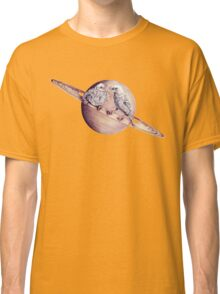 In which bird watching may require the aid of a telescope Classic T-Shirt