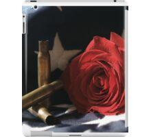 A Patriots Passing iPad Case/Skin