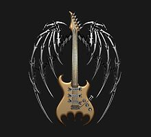 Dark Angel Gothic Guitar by Bluesax
