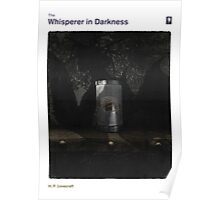 H. P. Lovecraft - The Whisperer in Darkness Poster