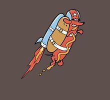 Wiener Rocket Unisex T-Shirt
