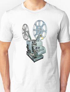 16mm Film Projector T-Shirt