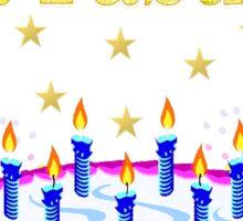 60TH BIRTHDAY PARTY CELEBRATION Sticker