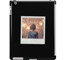 Everyday Hero Contest iPad Case/Skin