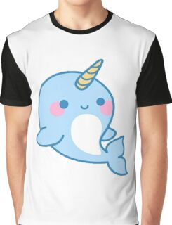 Uni-Whale  Graphic T-Shirt