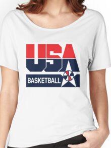 USA Basketball 1992 Dream Team Women's Relaxed Fit T-Shirt