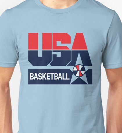 USA Basketball 1992 Dream Team Unisex T-Shirt