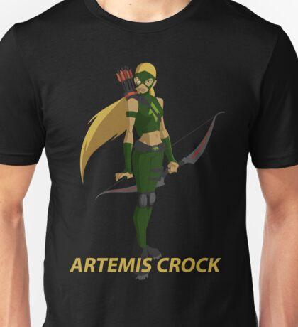 Tigress Artemis Crock Unisex T-Shirt