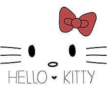 Hello Kitty by BlondieAu