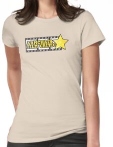 Armchair Film critic Womens Fitted T-Shirt