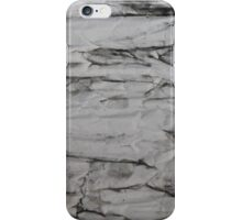 Folded Paper & Ink iPhone Case/Skin