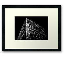 Commerce Court West No 199 Bay St Toronto Canada 2 Framed Print