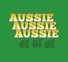 Aussie Aussie Aussie oi oi oi by jazzydevil