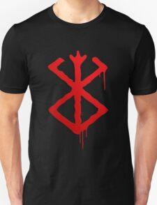 Berserk curse mark brand of sacrifice T-Shirt