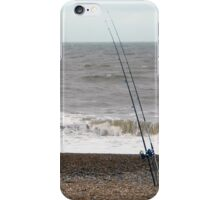 Lonley Fisherman iPhone Case/Skin