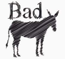 Bad Ass (Donkey) Kids Clothes