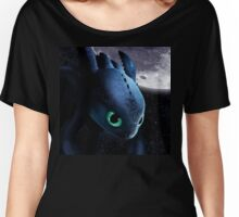 How To Train Your Dragon 5 Women's Relaxed Fit T-Shirt
