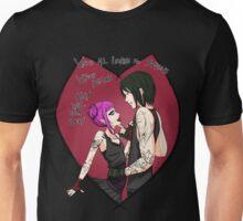 Loving Demons Unisex T-Shirt