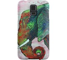 Elephant Colors Samsung Galaxy Case/Skin