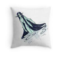 Spirits - Nereid Throw Pillow