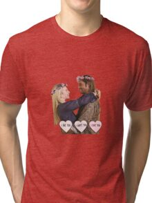 Juliet & Sawyer - Lost Tri-blend T-Shirt