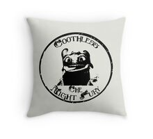 Toothless the Night Fury 2 Throw Pillow