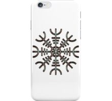 Aegishjalmur / Helm of Awe - THE SEA 2 iPhone Case/Skin