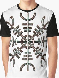 Aegishjalmur / Helm of Awe - THE SEA 2 Graphic T-Shirt