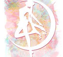 Sailor Moon by Rachel Gatlin