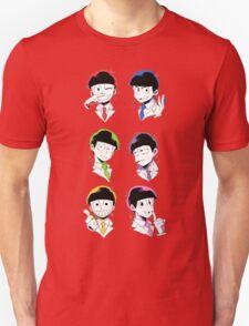 Osomatsu-san Brothers 2 Unisex T-Shirt