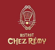Ratatouille - Chef Remy by husman123