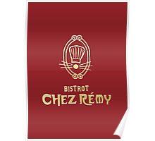 Ratatouille - Chef Remy Poster