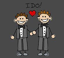 Gay couple by darko2534