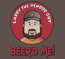 Larry The Vendor Guy by LazaD