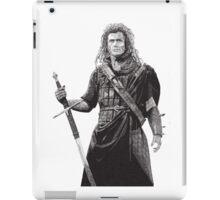 Braveheart iPad Case/Skin