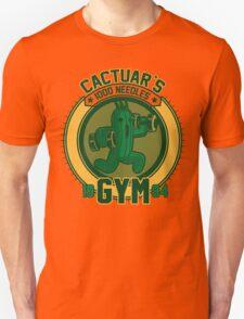 Cactuar´s Gym Unisex T-Shirt