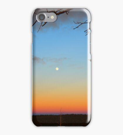 Bad Moon Risin' in Colorado iPhone Case/Skin