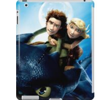 How To Train Your Dragon 7 iPad Case/Skin