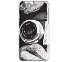 Weegee iPhone Case/Skin