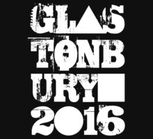 Glastonbury 2016 Kids Tee