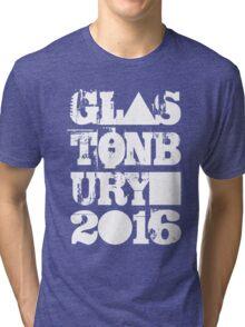 Glastonbury 2016 Tri-blend T-Shirt