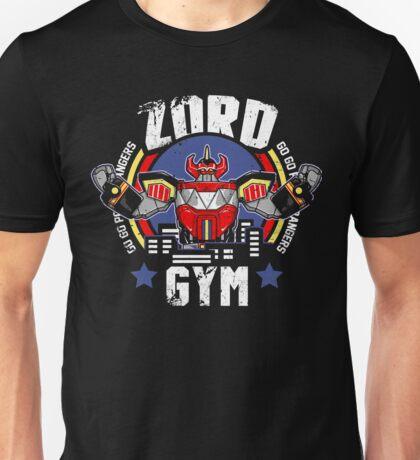 Zord Gym Unisex T-Shirt