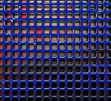 Blue Screen by Gary Conner