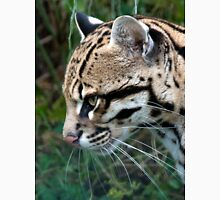 Side Profile Of An Ocelot - (Leopardus pardalis) Unisex T-Shirt