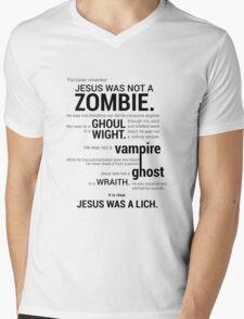 Holy Jesus #2 Mens V-Neck T-Shirt