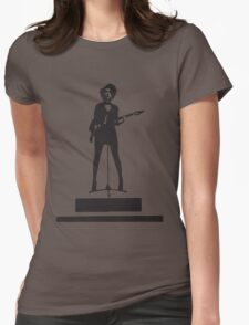 st vincent annie clark Womens Fitted T-Shirt