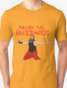 WWE Bray Wyatt Follow The Buzzards  T-Shirt