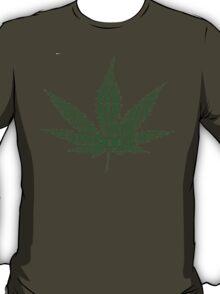 Marijuana Doob Leaf T-Shirt