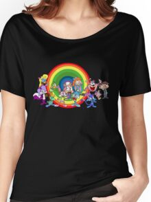 Tiny Toons Women's Relaxed Fit T-Shirt