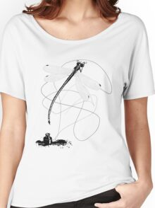 Here, There, And Back Again - 2C. Women's Relaxed Fit T-Shirt